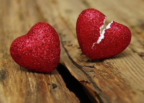 4 broken heart
