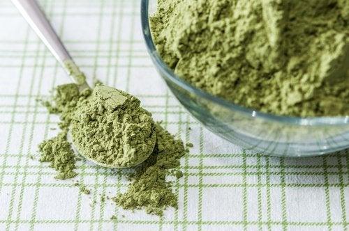 4 veg powder