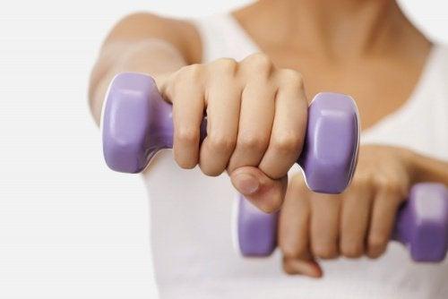 4 weights