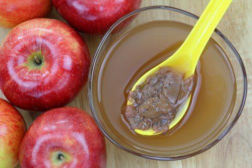 5 apple cider vinegar