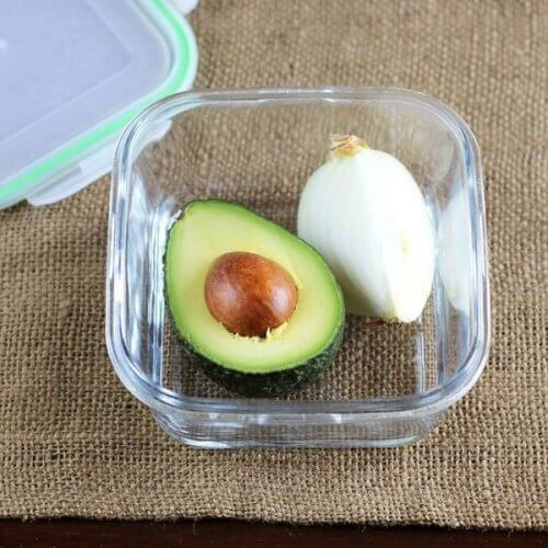 Ruokajätteen minimisointi avokado