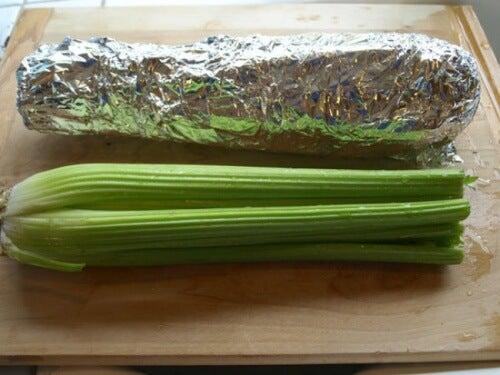9 celery