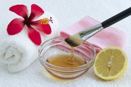 Lemon treatment