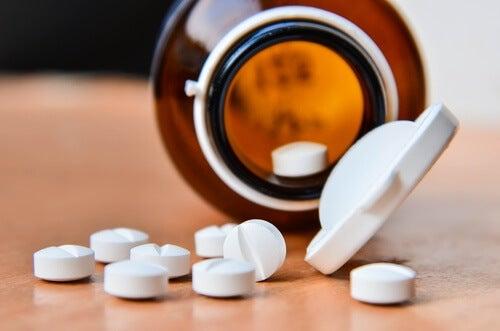 Aspiriinia jaloille