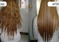 naturally straighten your hair
