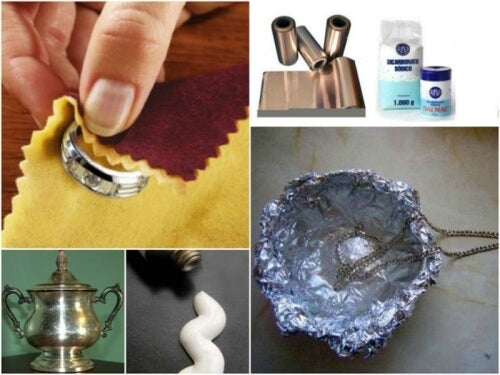 7 Tricks to Clean Your Silver at Home