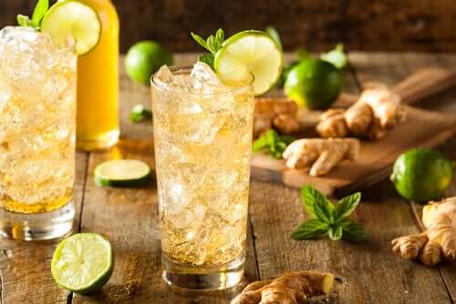 How to Use Ginger to Combat Abdominal Fat