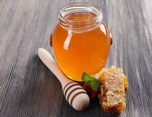 속 쓰림과 위염 꿀