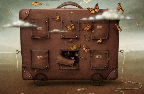 suitcase-butterflies