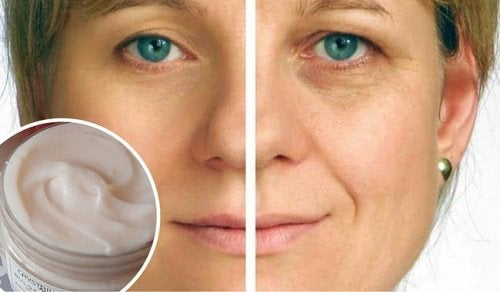 A Homemade Anti-Wrinkle Cream