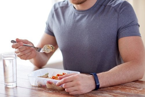 Controling your portions may help trim your wist