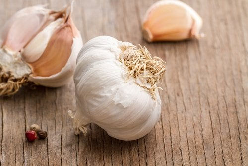 Garlic is a powerful antioxidant and anti inflammatory food