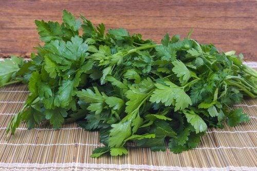 2 parsley