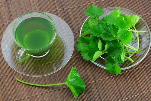 4 parsley tea