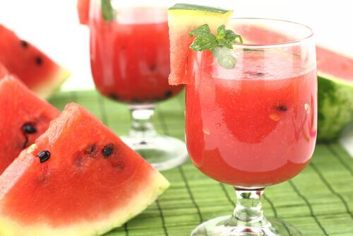 5 watermelon juice