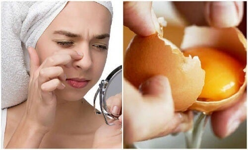 Cleanse and Tighten Skin with this Egg Face Mask
