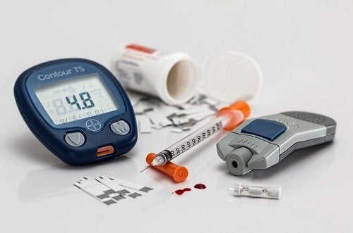Insulin device for diabetes have to pee