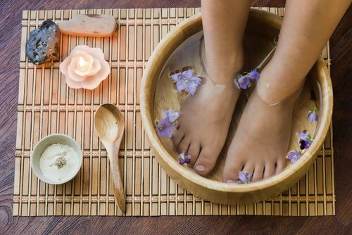 Epsom salts for ingrown toenails