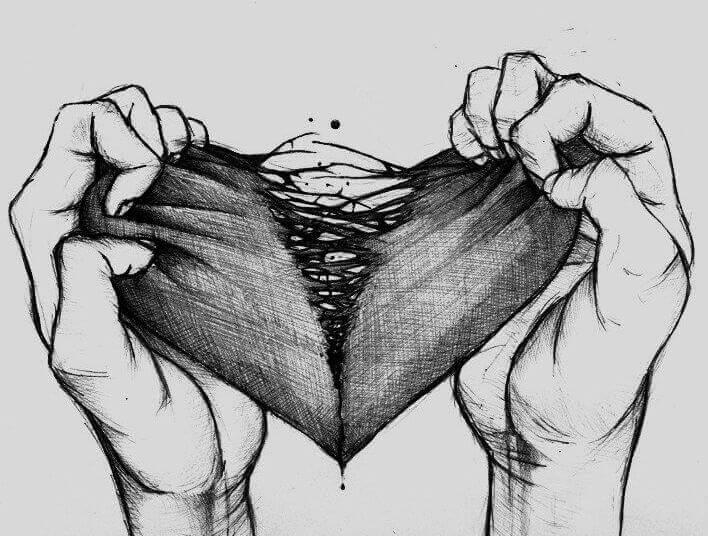 Sydämen repiminen
