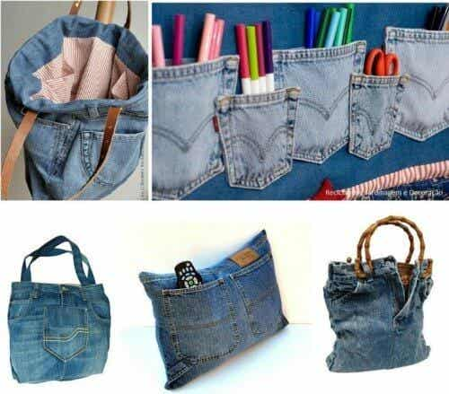 After Reading This, You'll Never Throw Out Your Old Jeans Again