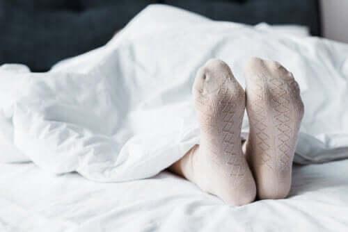 Is it Good to Sleep with Socks On?