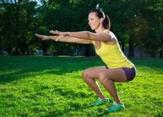 6 Exercises for Fighting Flabby Legs