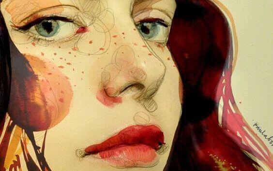 woman-drawing
