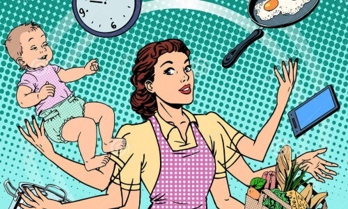 """Study Suggests """"Having a Husband"""" Implies 7 Hours More Work"""