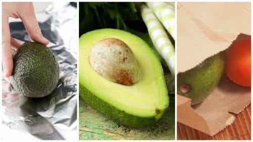 Ripen an avocado with one of these hacks