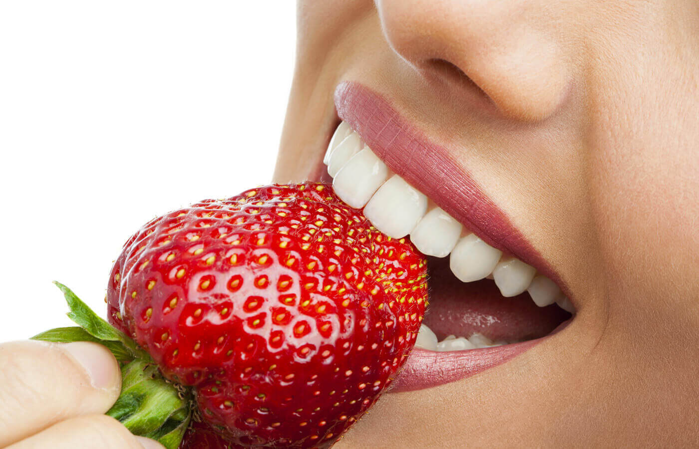 strawberry-teeth