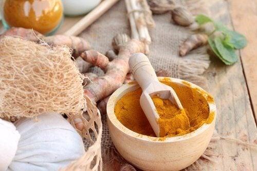 turmeric with honey