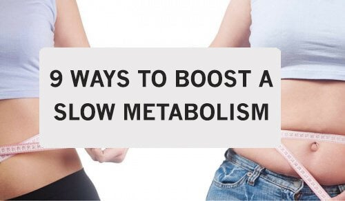 9 ways to boost a slow metabolism
