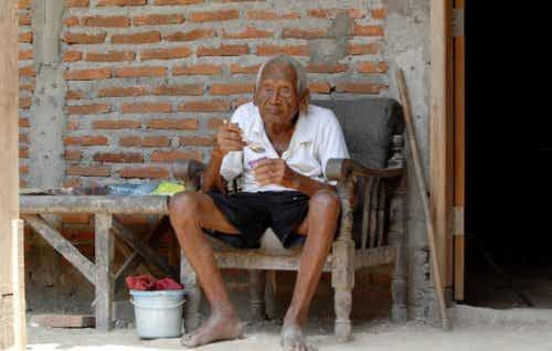 Mbah Gotho, the Man Who Claims to be 145