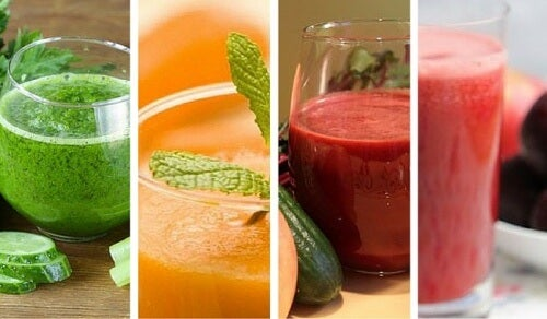To facilitate liver function and toxin cleansing, it's a good idea to include these drinks in your daily diet, to support a healthy, balanced diet.