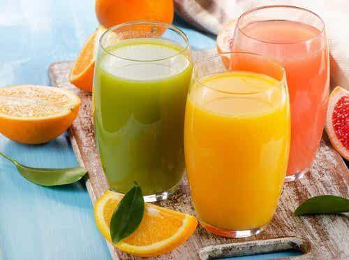 Citrus for Breakfast: The Amazing Health Benefits