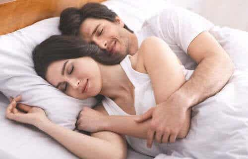 Sleeping Positions for You and Your Partner