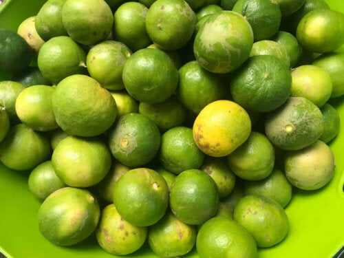 Some lemons.