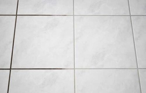 Clean tiles vs dirty tiles