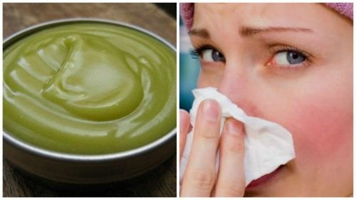 A Natural Ointment To Alleviate Respiratory Congestion
