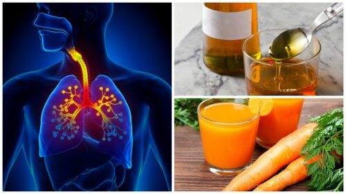 Natural Cough Remedy Using Carrots