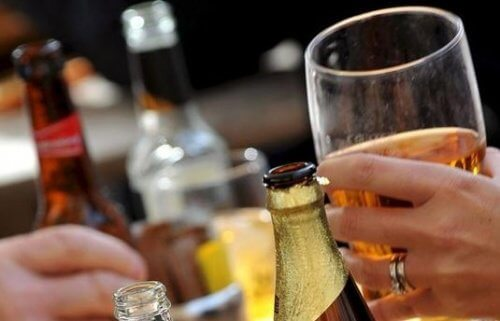 Alcohol can be one of the causes of inflammation.