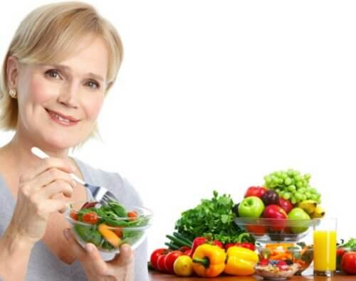 Changes in you eating habits at age 50