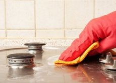 6 simple tricks kitchen cleaning