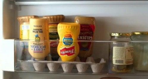 Kenno jääkaapissa