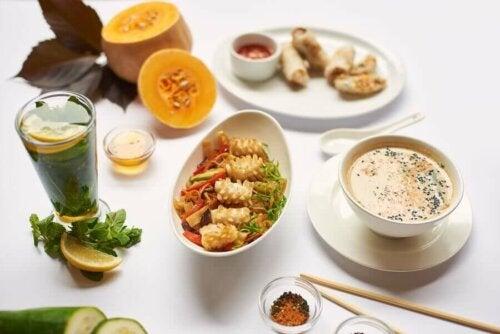 Seven-Day Diet to Help Combat Fluid Retention