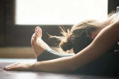 Five Yoga Poses to Reduce Stress and Anxiety