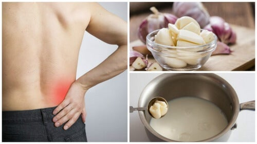 Foolproof Recipe: Garlic Milk to Calm Sciatica