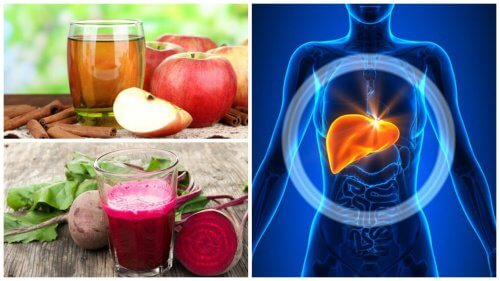 Five Homemade Liver Detox Drinks