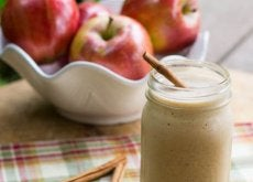 4 Spectacular Apple Smoothies for a Flat Stomach