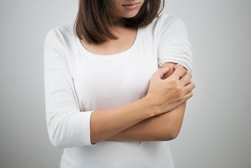Gluten Intolerance and Pimples on the Upper Arms